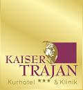 Kaiser Trajan Kurhotel & Klinik Logo
